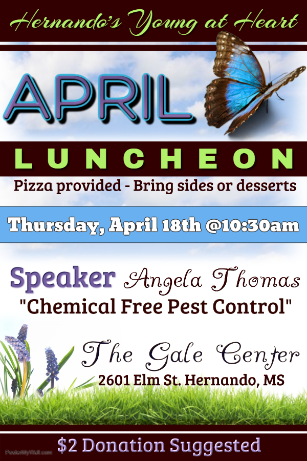 April 2019 Luncheon