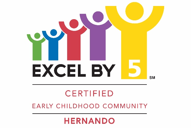 Hernando Certified Excel by 5 Logo