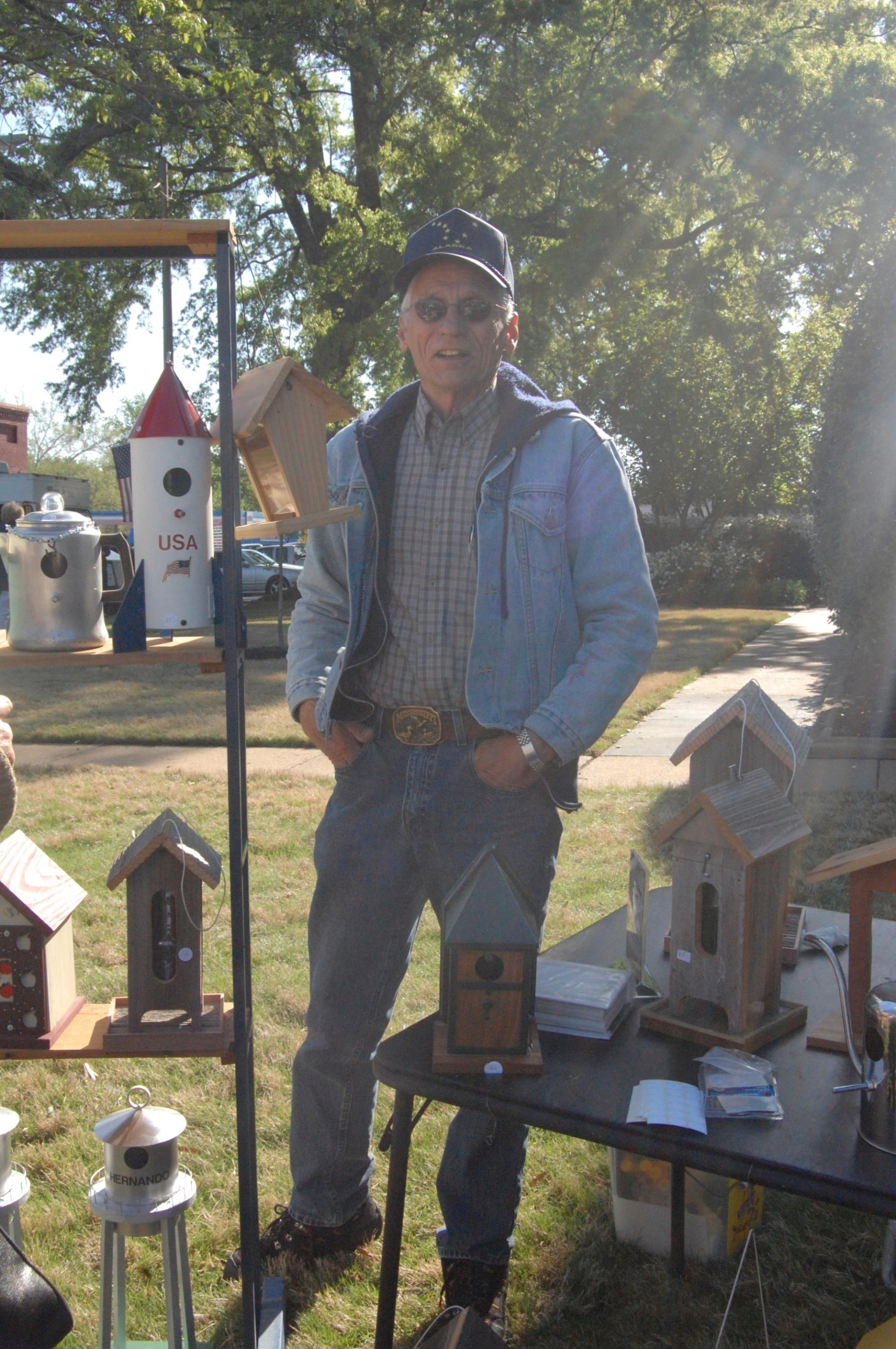 Curtis Taylor Bird Houses