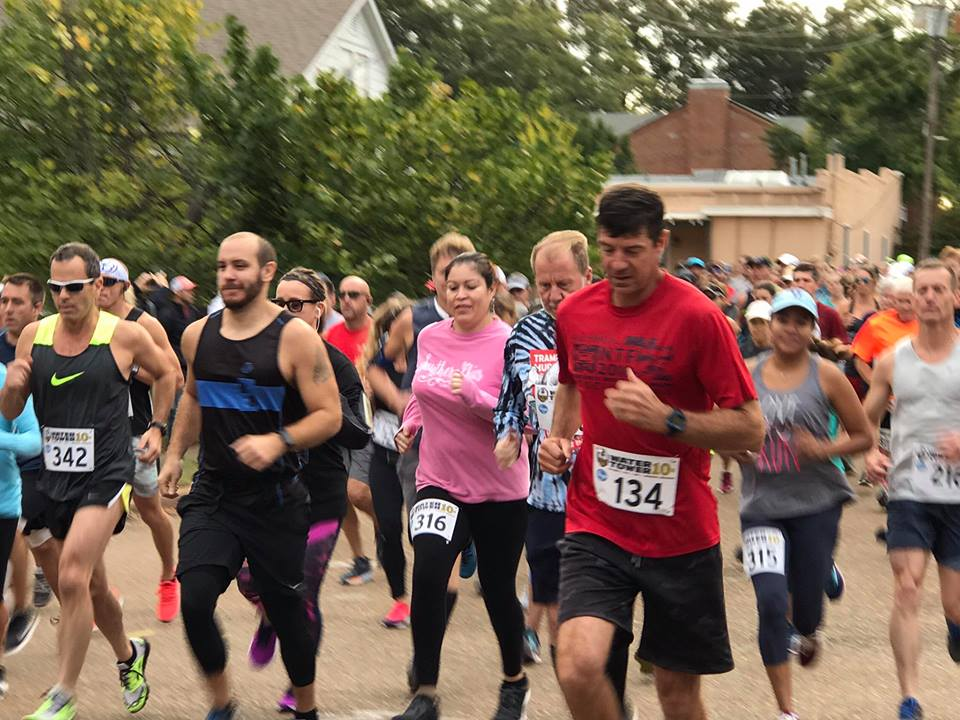 Hernando Water Tower 10K Backs Young Literacy Program